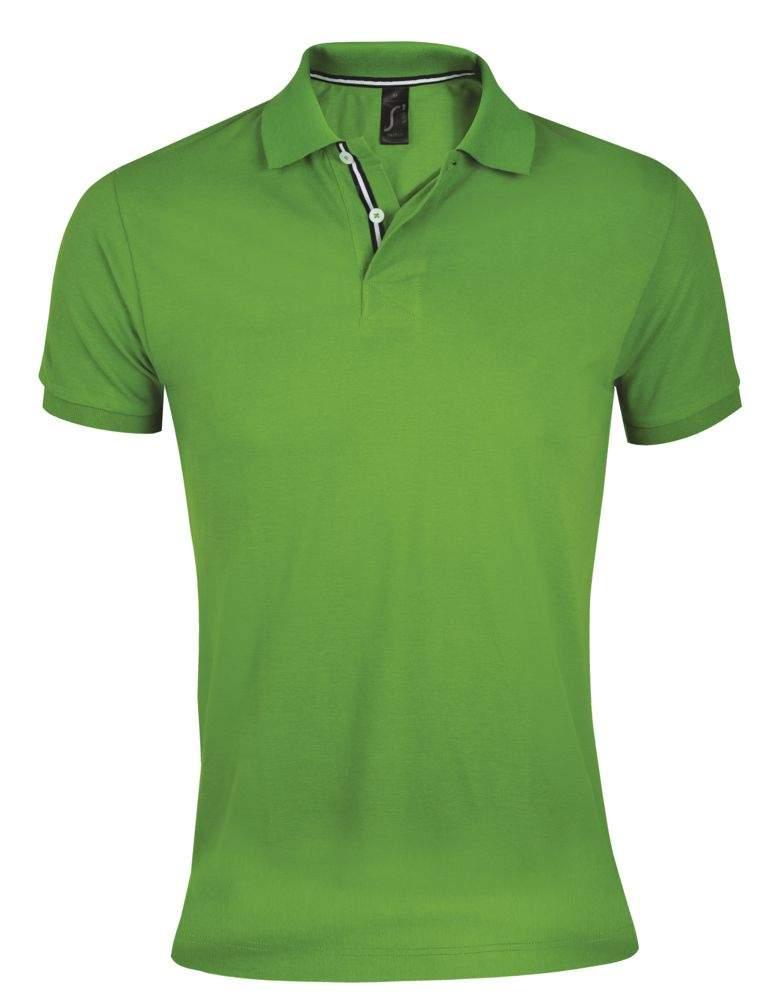 Рубашка поло мужская PATRIOT 200, зеленая рубашки оптом в ... d5be2e70d6c